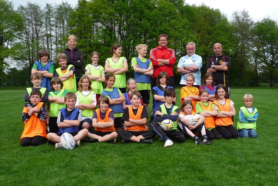 """Rugby - """"Ein Sport für Gentlemen"""" (2012)"""